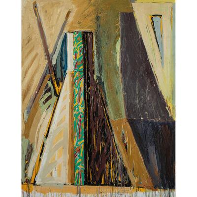Gérard Titus-Carmel, 'Intérieur, Peinture #19', 1988