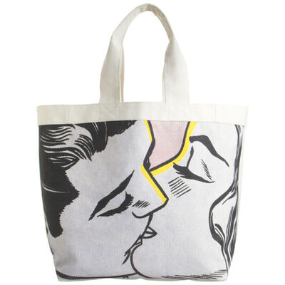 Roy Lichtenstein, 'KISS IV Tote Bag', 2015
