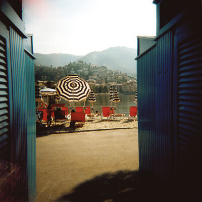 Dianne Bos, 'Rapallo - Italy', 2005