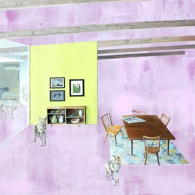 Holly Elander, 'Dining Room', 2018