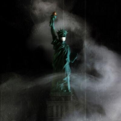 Michael Endy, 'Liberty in Quarantine', 2020
