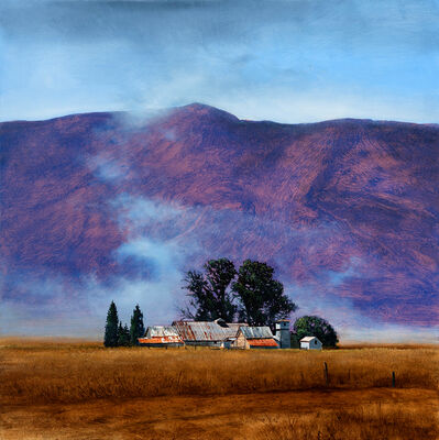 Michael Gregory, 'Sierra de Salinas', 2019