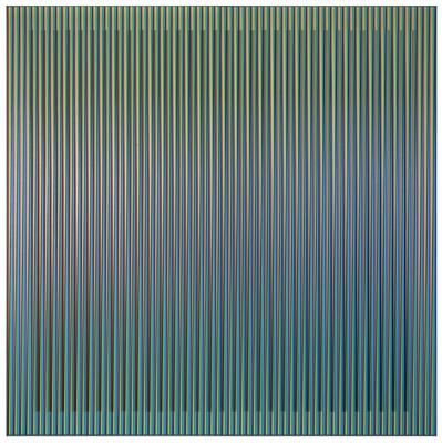 Carlos Cruz-Diez, 'Physichromie 2575', 2013