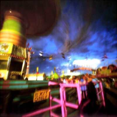 Dianne Bos, 'Stampede Midway 3, Exit', 2004