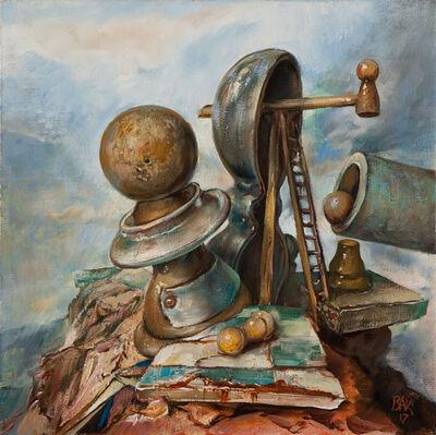 Samuel Bak, 'Armatures', 2017