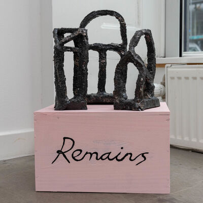Anders SCRMN Meisner, 'Remains', 2019