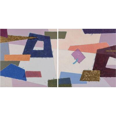 James Suzuki, 'Untitled Diptych', 1991