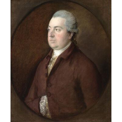 Thomas Gainsborough, 'Portrait of Francis Bennett (1712-1790)', ca. 1766