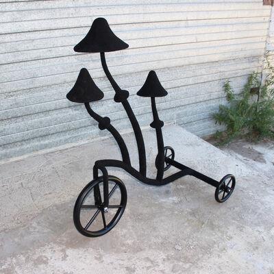 Vasily Slonov, 'Cycling Mushroom', 2015