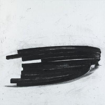 Bernar Venet, 'Effondrement Arcs III', 2013
