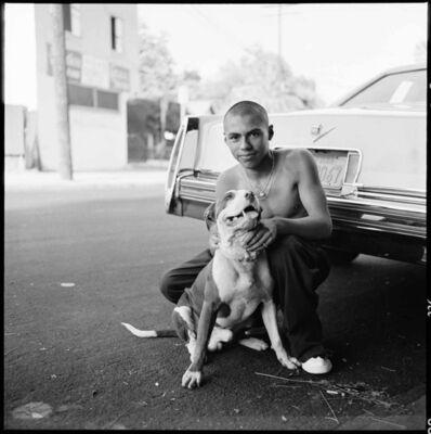 Gregory Bojorquez, 'Enorio (RIP) on 5th Street', 1998