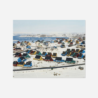 Joël Tettamanti, 'Untitled (from the lulssat, Greenland series)', 2008-09