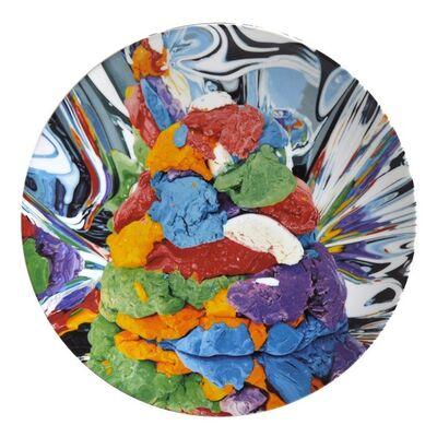 Jeff Koons, 'Play-Doh Service Plate', 2014