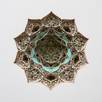 Eric Standley, 'Either/Or Circle 5.1.3', 2014