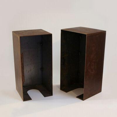 Evan Holloway, 'Free Space Meter Boot, 2000 steel', 2000