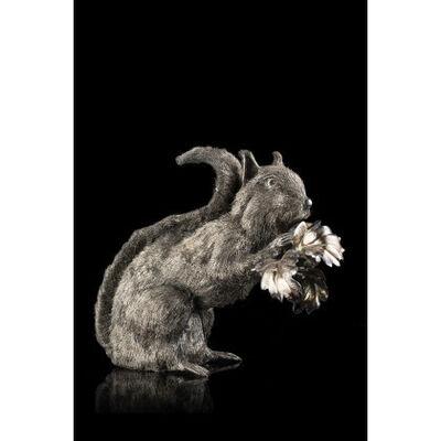 Mario Buccellati, 'Squirrel with acorns', 1910-1965
