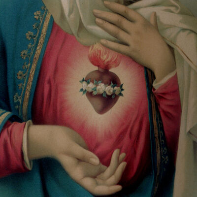 Hiroshi Watanabe, 'The Day The Dam Collapses  #49 (Sacred Heart)', 2009