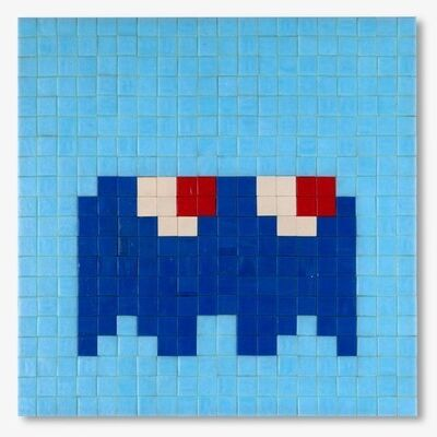 Invader, 'Half Phantom', 2003