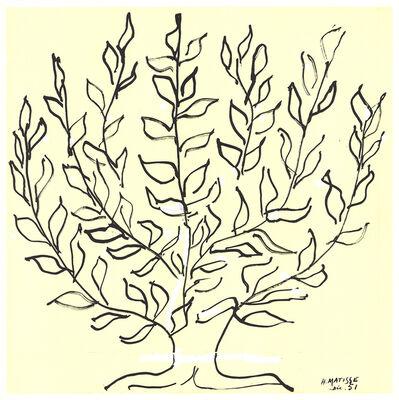 Henri Matisse, 'Le Buisson - Platane', 2016