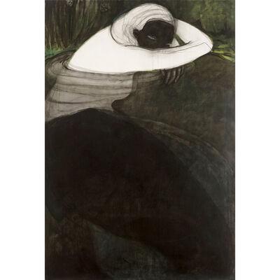 Iris Schomaker, 'Mermaid V (black face)', 2011