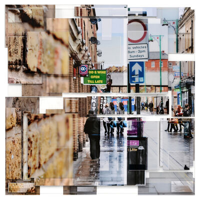 Phil Stein, 'London 018', 2015
