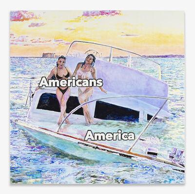 Christine Wang, 'Americans', 2020