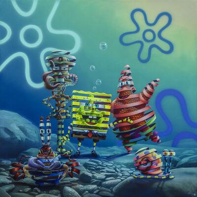 Super A, 'Under Water', 2020