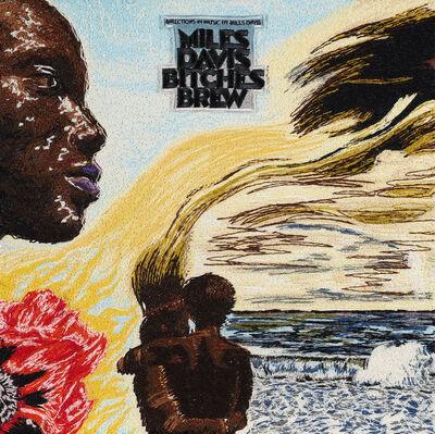 Stephen Wilson, 'Bitches Brew, Miles Davis', 2019