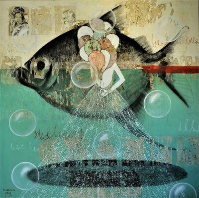 SHADI ABOUSADA, 'Bride', 2016