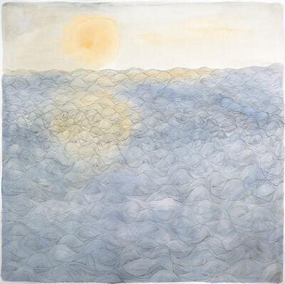 "Crystal Liu, 'making waves, ""hello""', 2015"