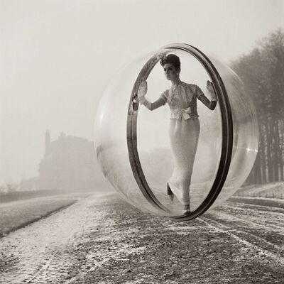 Melvin Sokolsky, 'After Delvaux, Paris', 1963
