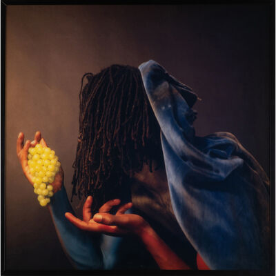 Rotimi Fani-Kayode, 'Grapes', 1989