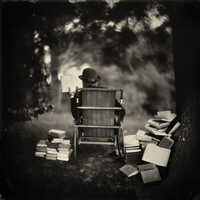 Alex Timmermans, 'The Reader'