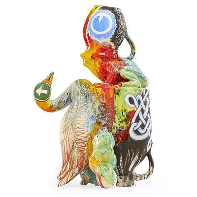 "Michael Lucero, 'Large sculpture, ""Animalkind,"" New York', 2007"