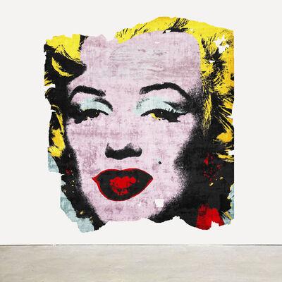 After Andy Warhol, 'Andy Warhol, Arvidsjaur 031B, 1967, Design by Calle Henzel', 2015