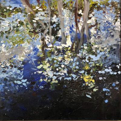 Gerry Tuten, 'Trees Reflect', 2017