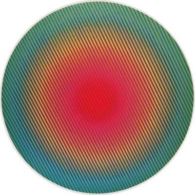 David Whitaker, 'Homage to The Circle No. 3', 2006