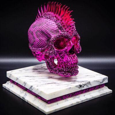 Jonas Leriche, 'Pink Vanity Skull', 2019