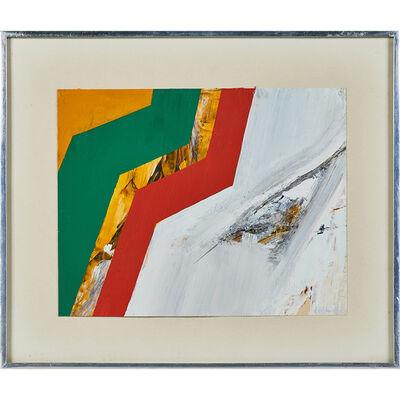 Budd Hopkins, 'Untitled', 1968