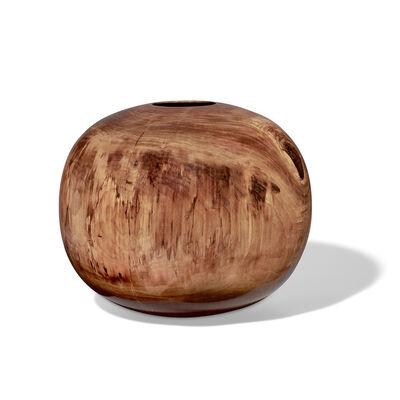 Edward Moulthrop, 'Black Walnut Bowl'
