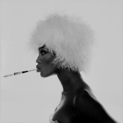 Michel Comte, 'Naomi Campbell, Vogue Italia III', 1994