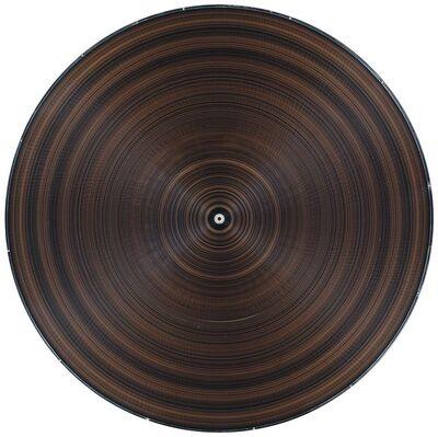 Gregor Hildebrandt, 'Elliptische Platten Target', 2013