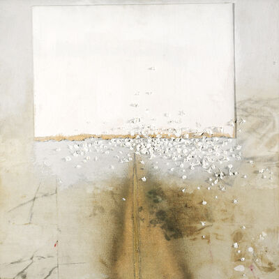 Hans Bischoffshausen, 'Horizon', 1979