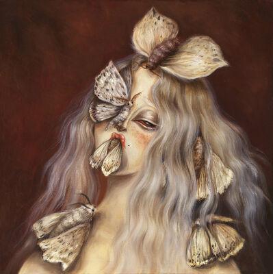 Miss Van, 'Moth Muse II', 2019