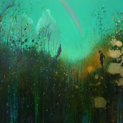 Nick Archer, 'Golden Meadow', 2017