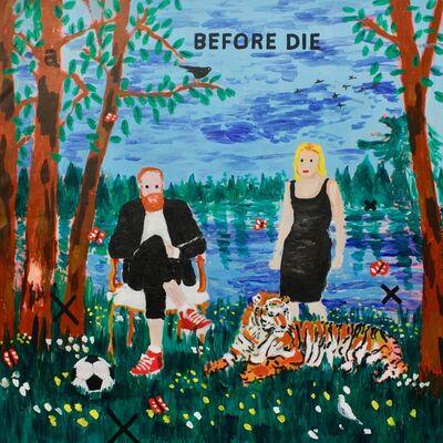 Cesc Abad, 'Before die', 2019