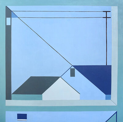 Adrian Kay Wong, 'Diebenkorn's Window', 2018