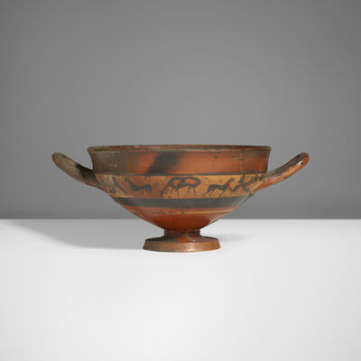 Unknown Greek, 'Kylix', 5th Century B.C.