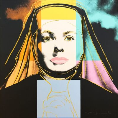 Andy Warhol, 'Ingrid Bergman II.314: The Nun ', 1983