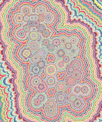 Kelsey Brookes, 'LSD', 2014